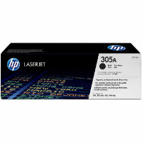 Hewlett Packard HP CE410A ( HP 305A Black ) Laser Toner Cartridge