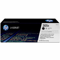 Hewlett Packard HP CE410X ( HP 305X Black ) Laser Toner Cartridge