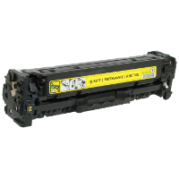 Hewlett Packard HP CE412A / HP 305A Yellow Replacement Laser Toner Cartridge