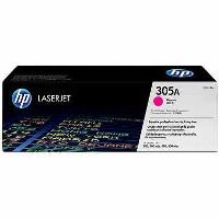 Hewlett Packard HP CE413A ( HP 305A Magenta ) Laser Toner Cartridge