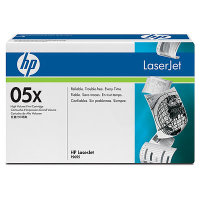 Hewlett Packard HP CE505X ( HP 05X ) Laser Toner Cartridge