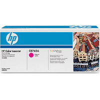 Hewlett Packard HP CR743A ( HP 307A Magenta ) Laser Toner Cartridge