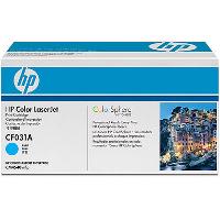 Hewlett Packard HP CF031A ( HP 646A Cyan ) Laser Toner Cartridge