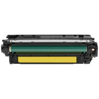 Hewlett Packard HP CF032A ( HP 646A Yellow ) Remanufactured Laser Toner Cartridge