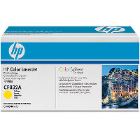 Hewlett Packard HP CF032A ( HP 646A Yellow ) Laser Toner Cartridge