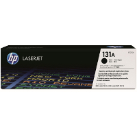 Hewlett Packard HP CF210A ( HP 131A Black ) Laser Toner Cartridge