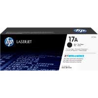 OEM HP HP 17A ( CF217A ) Black Laser Toner Cartridge