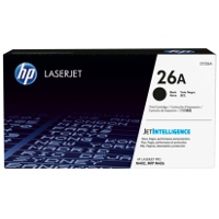 Hewlett Packard HP CF226A / HP 26A Laser Toner Cartridge