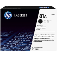 Hewlett Packard HP CF281A ( HP 81A ) Laser Toner Cartridge