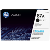 Hewlett Packard HP CF287A / HP 87A Laser Toner Cartridge