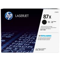 OEM HP HP 87X ( CF287X ) Black Laser Toner Cartridge