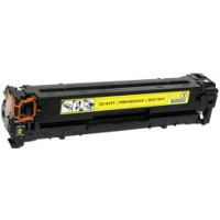 Hewlett Packard HP CF332A ( HP 654A yellow ) Compatible Laser Toner Cartridge