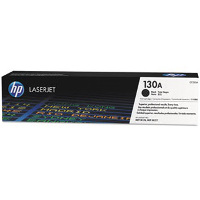 Hewlett Packard HP CF350A ( HP 130A Black ) Laser Toner Cartridge