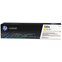 Hewlett Packard HP CF352A ( HP 130A Yellow ) Laser Toner Cartridge
