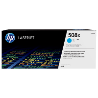 Hewlett Packard HP CF361X (HP 508X cyan) Laser Toner Cartridge