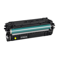 Compatible HP HP 508A Yellow ( CF362A ) Yellow Laser Toner Cartridge (Made in North America; TAA Compliant)