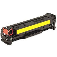Hewlett Packard HP CF382A ( HP 312A yellow ) Compatible Laser Toner Cartridge