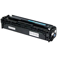 Compatible HP HP 201X Cyan ( CF401X ) Cyan Laser Toner Cartridge (Made in North America; TAA Compliant)