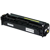 Compatible HP HP 201X Yellow ( CF402X ) Yellow Laser Toner Cartridge (Made in North America; TAA Compliant)