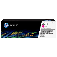 Hewlett Packard HP CF403X / HP 201X Magenta Laser Toner Cartridge