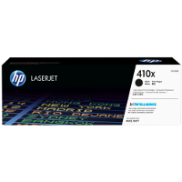 Hewlett Packard HP CF410X / HP 410X Laser Toner Cartridge