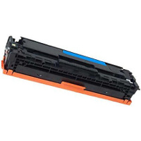 Compatible HP HP 411A ( CF411A ) Cyan Laser Toner Cartridge (Made in North America; TAA Compliant)