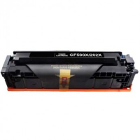 Compatible HP HP 202X Black ( CF500X ) Black Laser Toner Cartridge