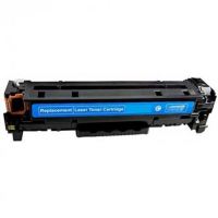Compatible HP HP 202X Cyan ( CF501X ) Cyan Laser Toner Cartridge