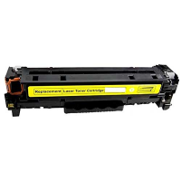 Compatible HP HP 202X Yellow ( CF502X ) Yellow Laser Toner Cartridge