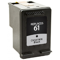 Hewlett Packard HP CH561WN / HP 61 Black Replacement InkJet Cartridge