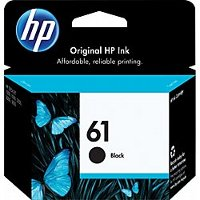 Hewlett Packard HP CH561WN ( HP 61 black ) InkJet Cartridge