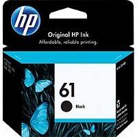 Hewlett Packard HP CH561WN ( HP 61 black ) InkJet Cartridge