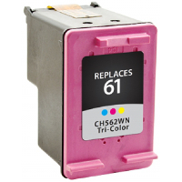 Hewlett Packard HP CH562WN / HP 61 Tri-color Replacement InkJet Cartridge