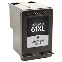 Hewlett Packard HP CH563WN / HP 61XL Black Replacement InkJet Cartridge
