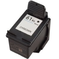 Hewlett Packard HP CH563WN ( HP 61XL black ) Remanufactured InkJet Cartridge