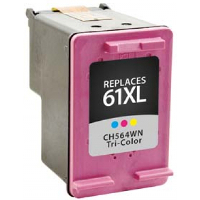 Hewlett Packard HP CH564WN / HP 61XL Color Replacement InkJet Cartridge