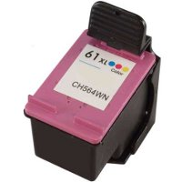 Remanufactured HP HP 61XL Color ( CH564WN ) Multicolor Inkjet Cartridge