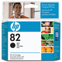 Hewlett Packard HP CH565A ( HP 82 Black ) InkJet Cartridge