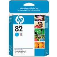 Hewlett Packard HP CH566A ( HP 82 Cyan ) InkJet Cartridge