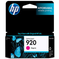 Hewlett Packard HP CH635AN ( HP 920 Magenta ) InkJet Cartridge