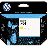 Hewlett Packard HP CH645A ( HP 761 Yellow ) InkJet Cartridge Printhead