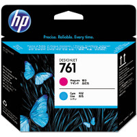 Hewlett Packard HP CH646A ( HP 761 Cyan / Magenta ) InkJet Cartridge Printhead
