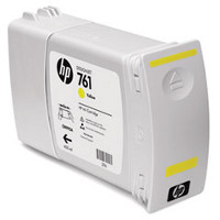 Hewlett Packard HP CM992A ( HP 761 yellow ) InkJet Cartridge
