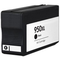 Hewlett Packard HP CN045AN ( HP 950XL black ) Remanufactured InkJet Cartridge