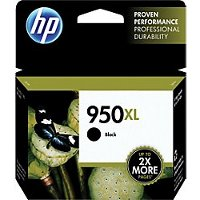 Hewlett Packard HP CN045AN ( HP 950XL Black ) InkJet Cartridge