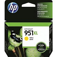 Hewlett Packard HP CN048AN ( HP 951XL Yellow ) InkJet Cartridge
