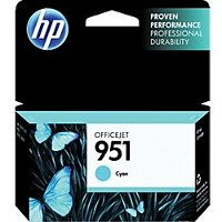 Hewlett Packard HP CN050AN ( HP 951 Cyan ) InkJet Cartridge