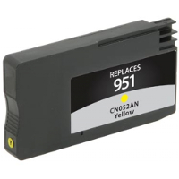 Hewlett Packard HP CN052AN / HP 951 Yellow Replacement InkJet Cartridge