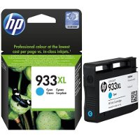 Hewlett Packard HP CN054AN ( HP 933XL Cyan ) InkJet Cartridge