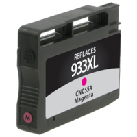 Hewlett Packard HP CN055AN / HP 933XL Magenta Replacement InkJet Cartridge